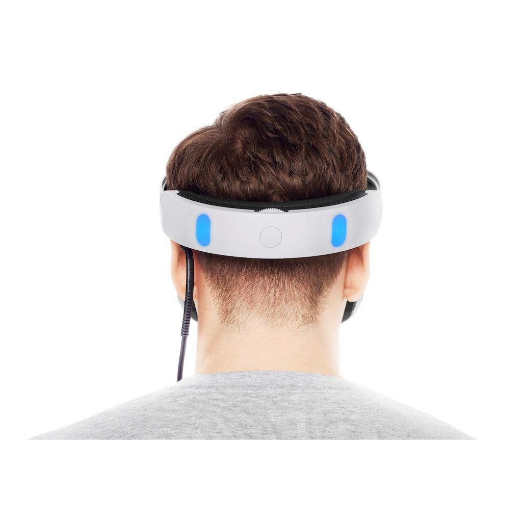 PlayStation 4 Konsolen-Set, VR + Kamera + VR Worlds