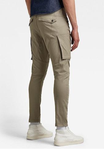G-Star RAW Cargohose »Zip Pocket 3D Skinny Cargo Bracket Superstretch Twill« kaufen