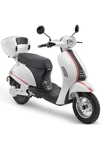 Luxxon E-Motorroller »E3000«, 3000 W, 45 km/h, 55 km, 4,1 PS kaufen