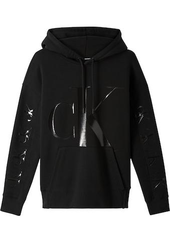 Calvin Klein Jeans Kapuzensweatshirt »CK ECO FASHION HOODIE« kaufen