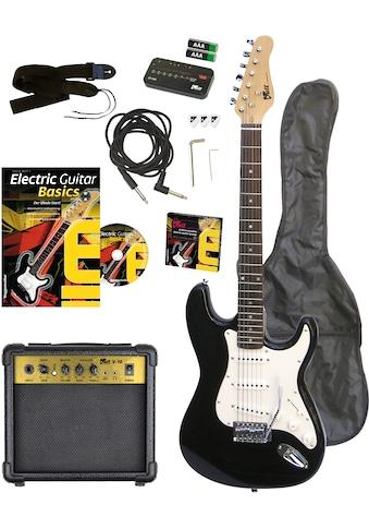 Voggenreiter E-Gitarre »Volt E-Gitarren-Set EG 100« kaufen
