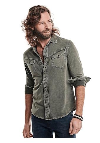 emilio adani Hemd mit Polokragen kaufen