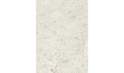 EGGER Packung: Fußboden »EHL137 Triestino Terrazzo weiss«, 1291 x 327, Stärke: 8 mm kaufen