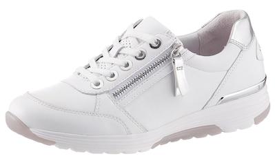 Gabor Rollingsoft Keilsneaker, mit Metallicdetails kaufen