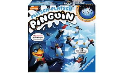 """Ravensburger Spiel, """"Plitsch Platsch Pinguin"""" kaufen"""