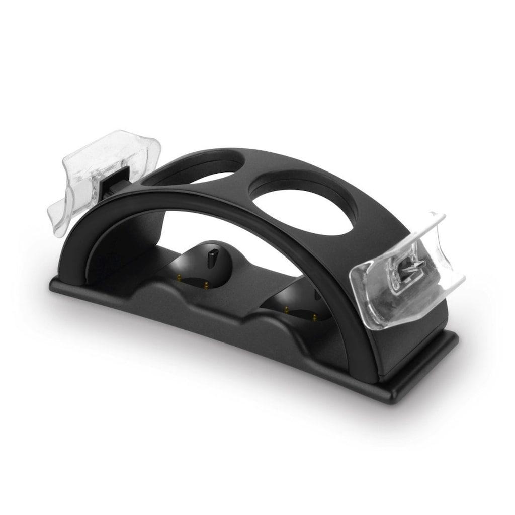 """Hama Ladestation """"4-fach"""" für PS4/PS VR"""