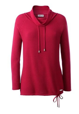 Casual Looks Pullover mit Raglanärmel kaufen