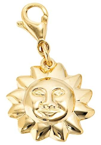 JOBO Charm Sonne »Sonne«, 333 Gold kaufen
