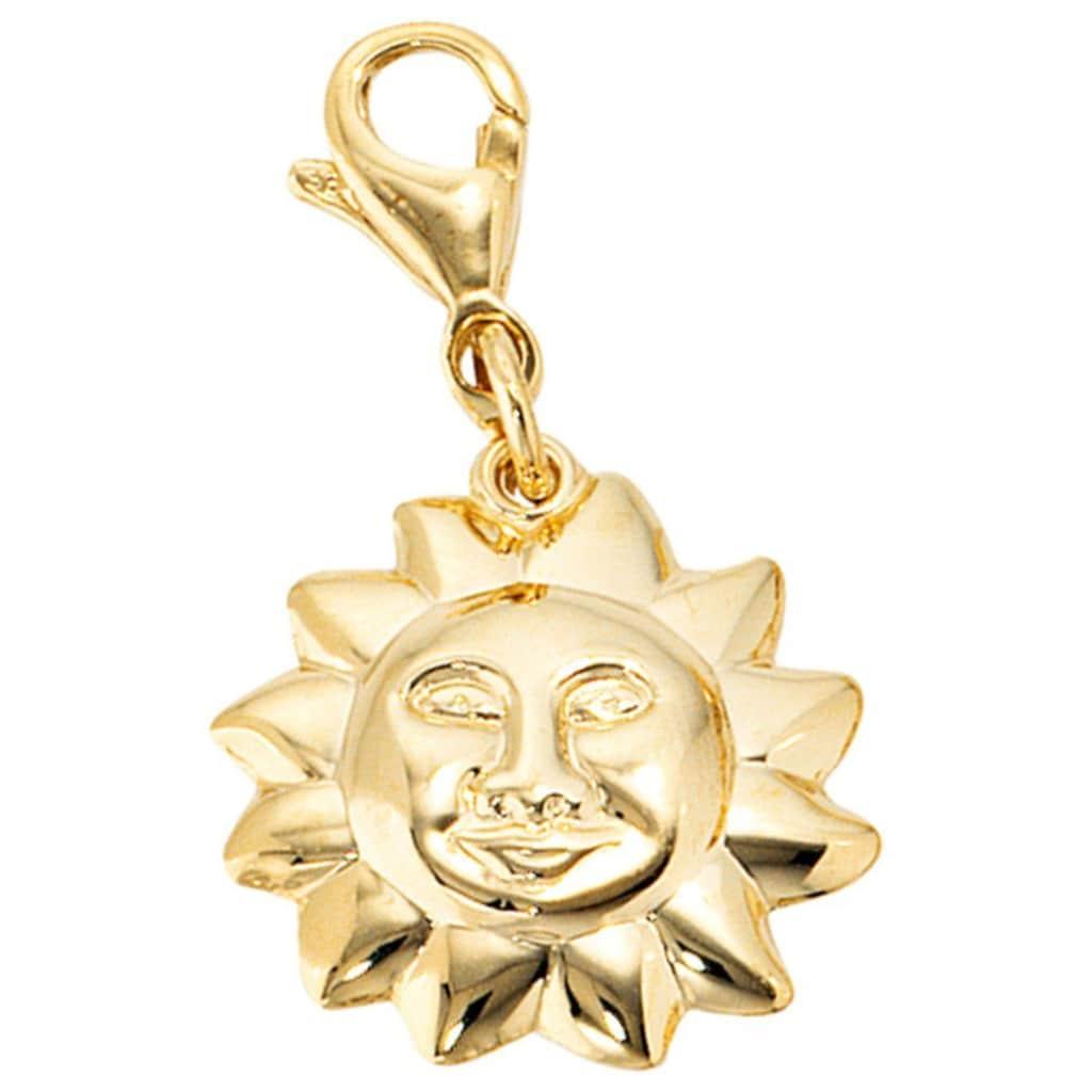 JOBO Charm Sonne »Sonne«, 333 Gold