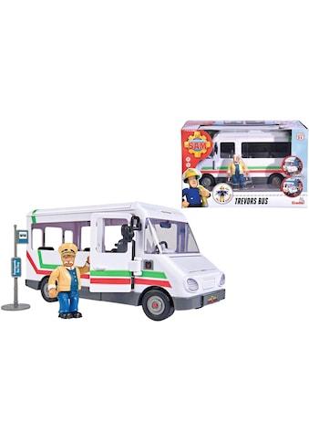 SIMBA Spielzeug-Bus »Feuerwehrmann Sam, Trevors Bus«, mit Figur kaufen