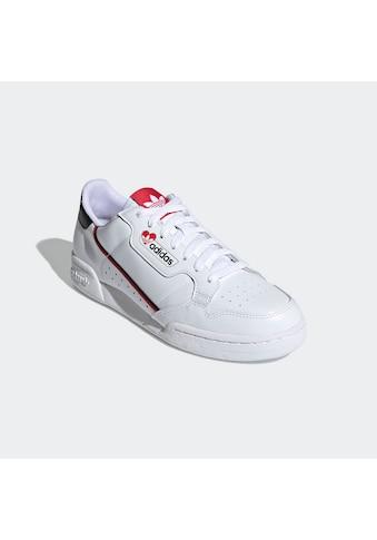 adidas Originals Sneaker »CONTINENTAL 80«, Valentine kaufen
