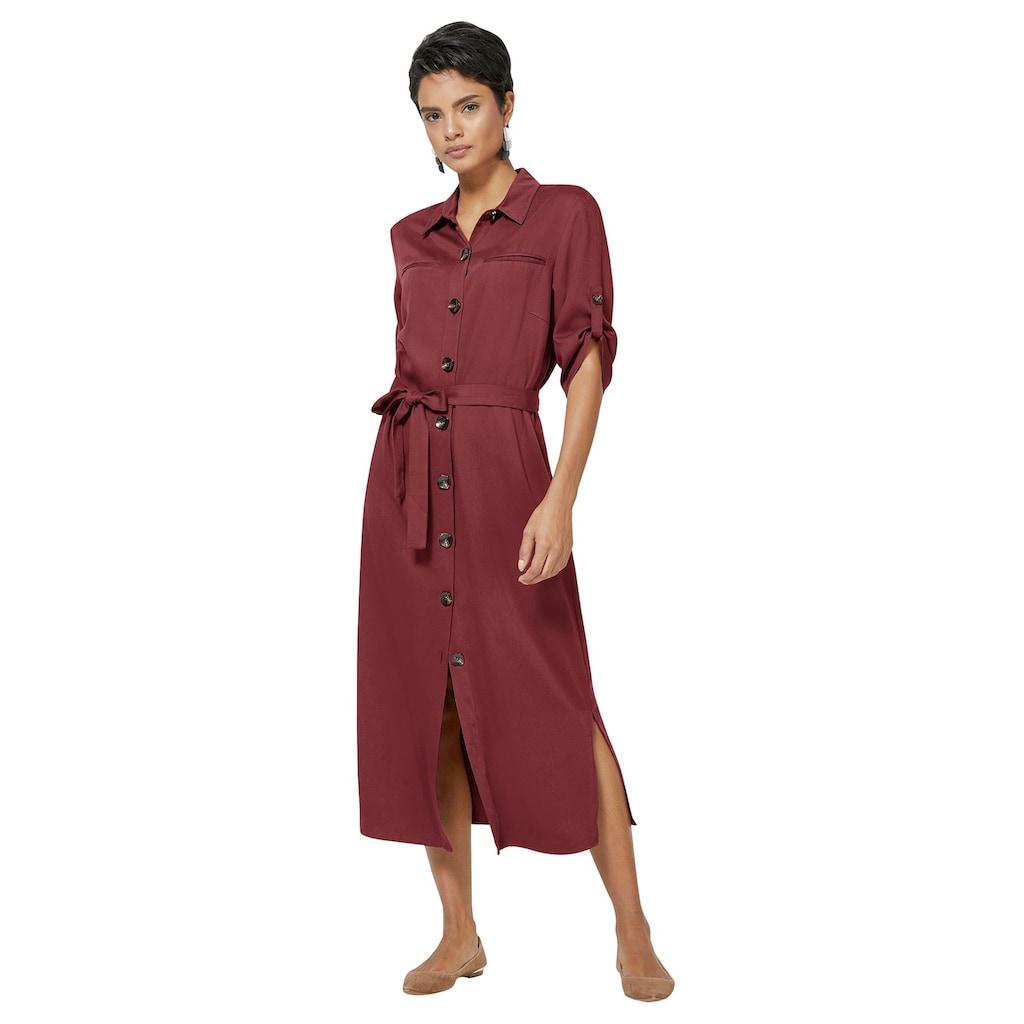 creation L A-Linien-Kleid »Kleid«