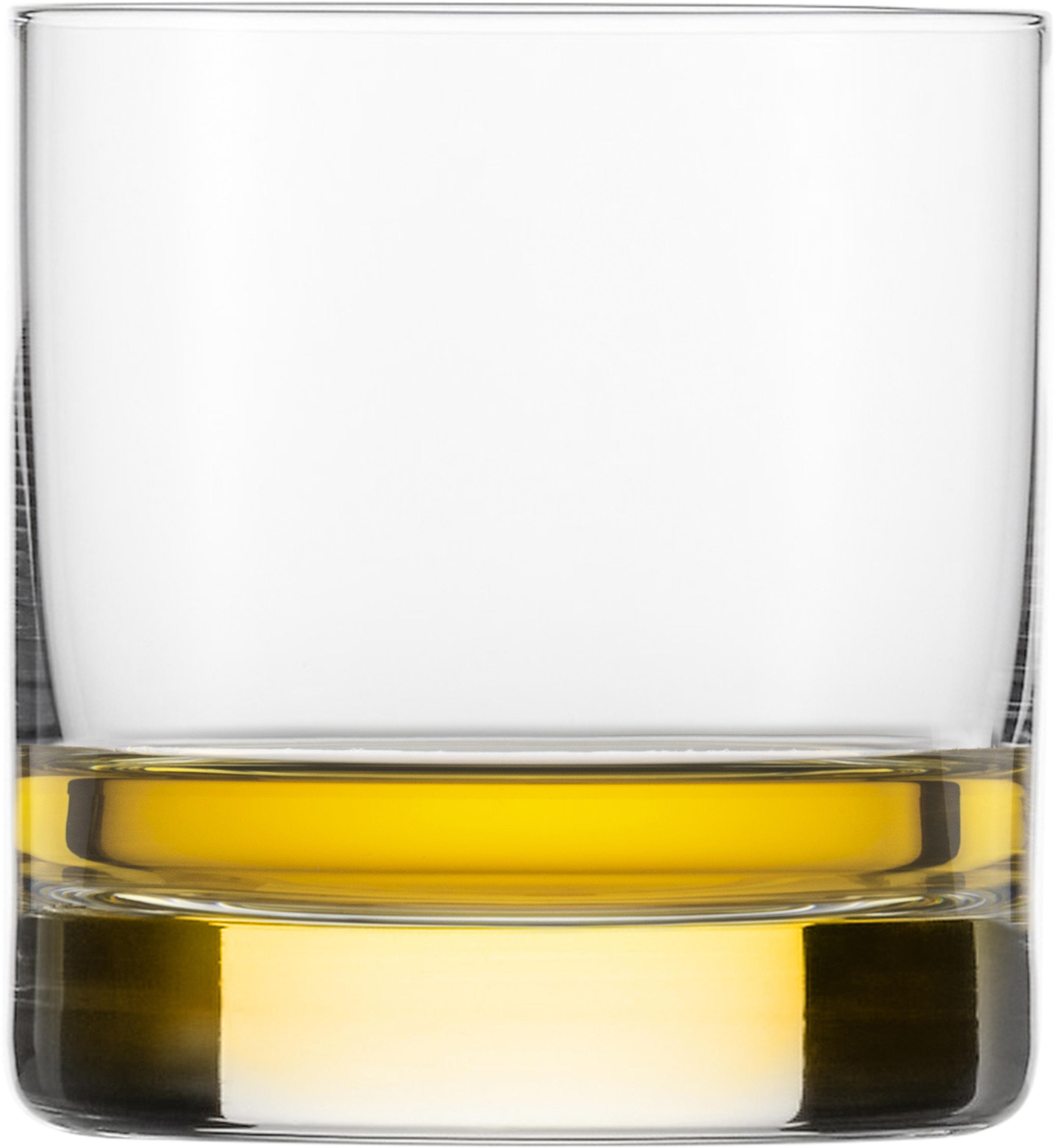 Eisch Whiskyglas Superior SensisPlus, (Set, 4 tlg.), bleifreies Kristallglas, 400 ml farblos Kristallgläser Gläser Glaswaren Haushaltswaren
