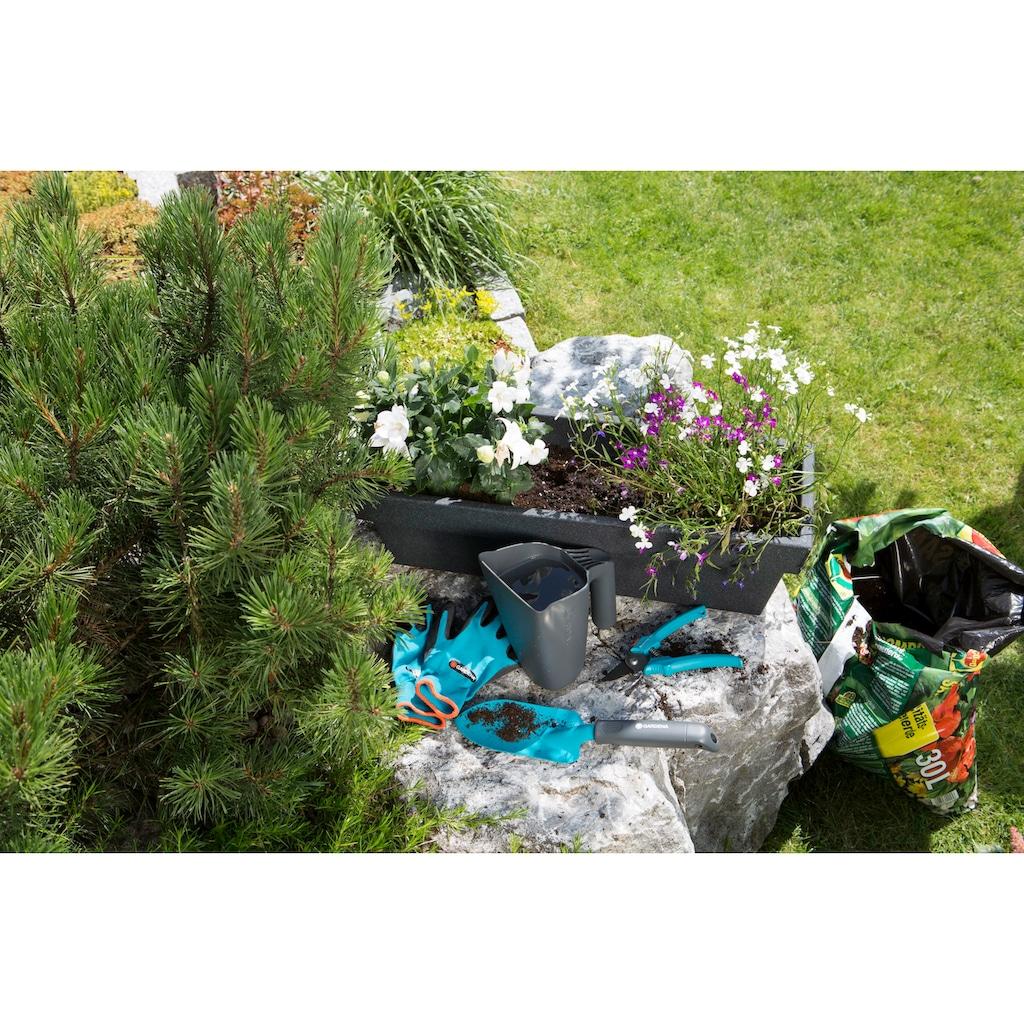 GARDENA Gartenpflege-Set 3 Kleingeräte mit Handschuhen