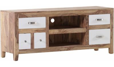 Gutmann Factory Lowboard »Vienna«, mit 5 Schubladen und 2 Ablagefächern, Breite 135 cm kaufen
