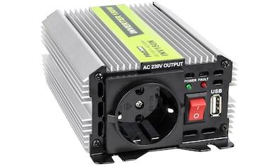 PROUSER Spannungswandler »PSI1500«, DC-AC, 12V auf 230V, 150W, für Autos, Camping kaufen