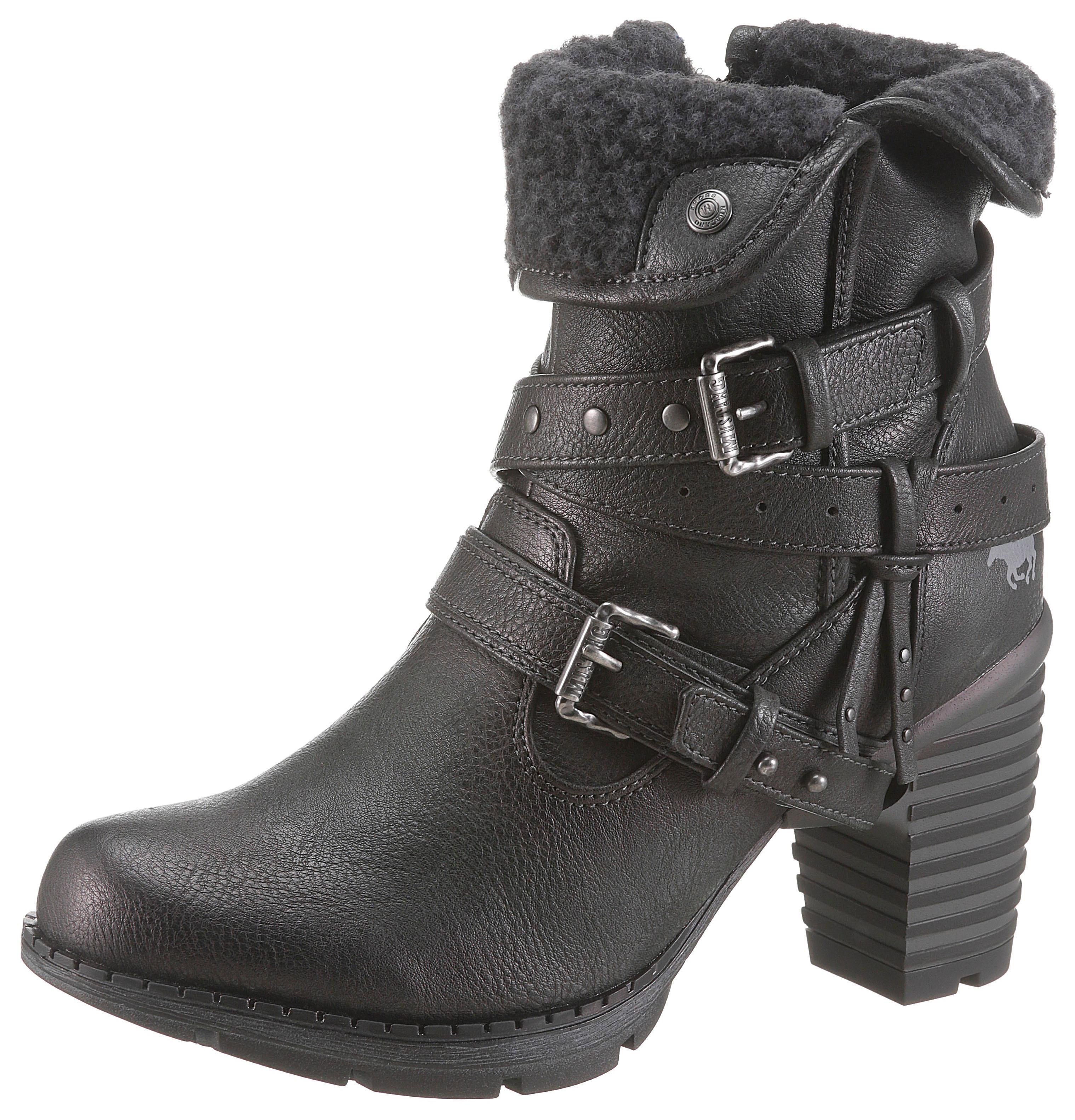 Mustang Shoes Winterstiefelette   Schuhe > Stiefeletten > Winterstiefeletten   mustang shoes