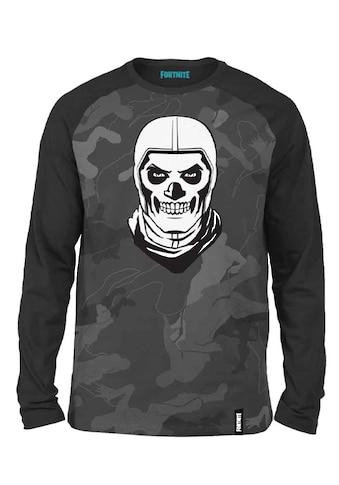 Musterbrand Rundhalspullover »sweatshirt« kaufen