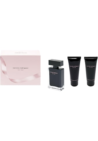 "narciso rodriguez Duft - Set ""For Her"", 3 - tlg. kaufen"
