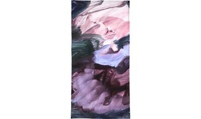 Juniqe Handtuch »Abstract Painting VII«, (1 St.), Weiche Frottee-Veloursqualität kaufen
