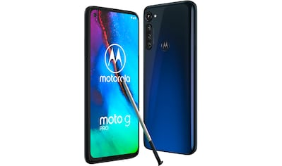 Motorola moto g Pro Smartphone (16,25 cm / 6,4 Zoll, 128 GB, 48 MP Kamera) kaufen
