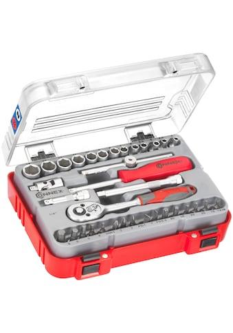 Connex Steckschlüssel »COX580235, 35-tlg.« kaufen