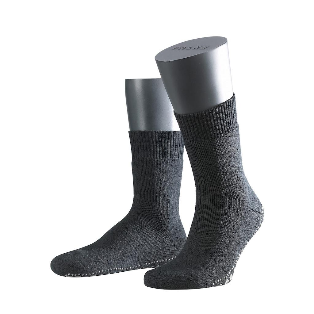 FALKE ABS-Socken »Homepad«, (1 Paar), mit Merinowolle