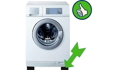 CORNAT Vibrationsdämpfer »Dämmunterlage«, Waschmaschinenunterlage Untersetzer 4er Set kaufen