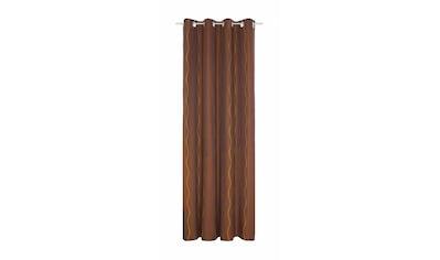 Vorhang, »Sepino«, Wirth, Ösen 1 Stück kaufen