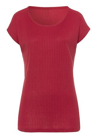Classic Basics Shirt in Ripp - Qualität kaufen