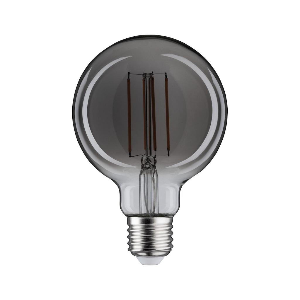 Paulmann LED-Leuchtmittel »Vintage Speziallampen 8 Watt E27 Rauchglas Goldlicht dimmbar«, 1 St.