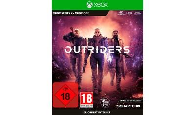 SquareEnix Spiel »Outriders«, Xbox One-Xbox Series X kaufen