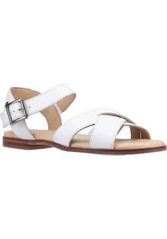 Hush Puppies Sandale »Damen Lila Schnalle Leder« kaufen