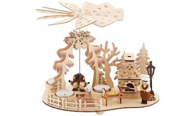 """Weihnachtspyramide """"Bäckerei"""" kaufen"""