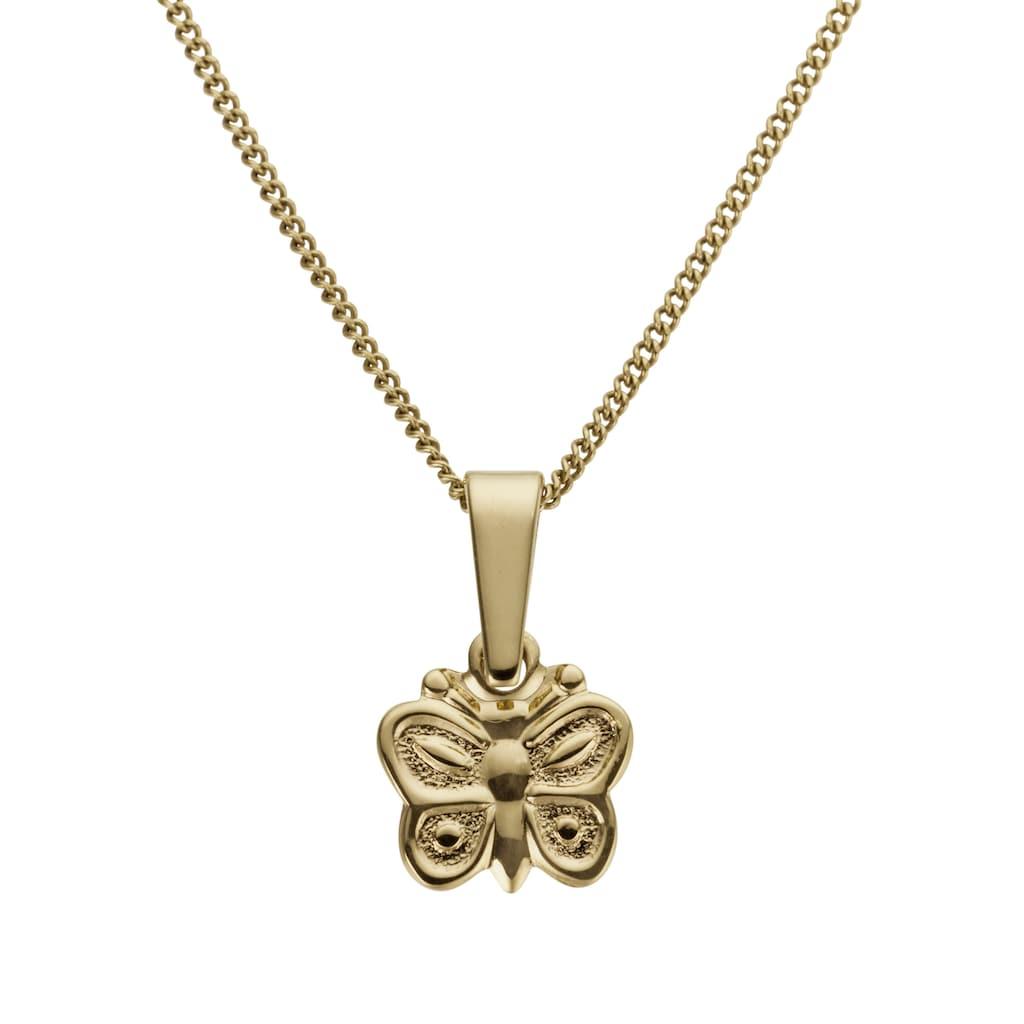 Firetti Kettenanhänger »Schmetterling, im glanzvollen Design«, Made in Germany