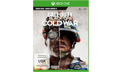 Call of Duty Black Ops Cold War Xbox One kaufen