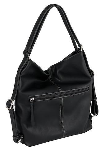 Gabor Cityrucksack »Leonie«, auch als Handtasche tragbar kaufen