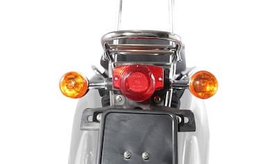 Alpha Motors Mofaroller »Retro Firenze«, 2,5 PS, 50 ccm, 25 km/h, weiß kaufen