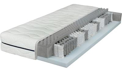 Breckle Taschenfederkernmatratze »EvoX DUO TFK«, 462 Federn, (1 St.), Wendematratze mit 2 Härten in 1 Matratze - Die besonders atmungsaktive Federkernmatratze kaufen