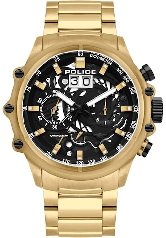 Police Chronograph »LUANG, PL16018JSG.02M« kaufen