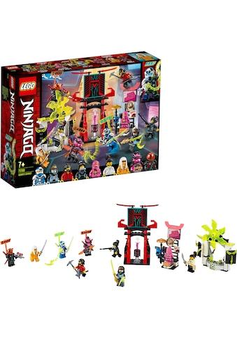 LEGO® Konstruktionsspielsteine »Marktplatz (71708), LEGO® NINJAGO®«, (218 St.), Made in Europe kaufen