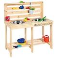 Pinolino® Spielküche »Matschküche Paul«, BxTxH: 90x44x94 cm