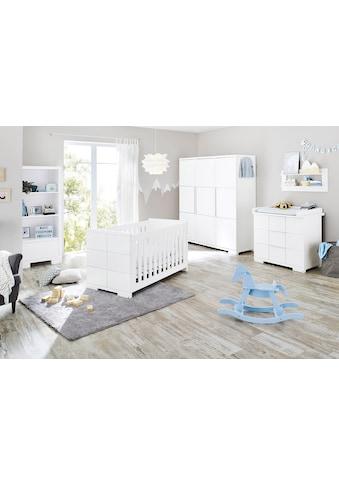 Pinolino® Babyzimmer - Komplettset »Polar« (Set, 3 - tlg) kaufen