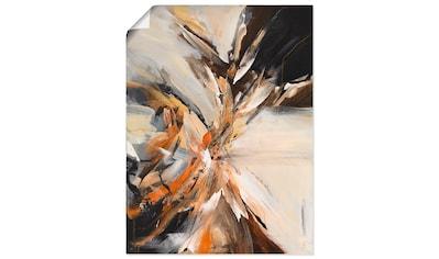 Artland Wandbild »Abstrakt IV«, Gegenstandslos, (1 St.), in vielen Größen &... kaufen