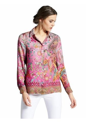 Peter Hahn Hemdbluse »mit Hemdkragen« kaufen