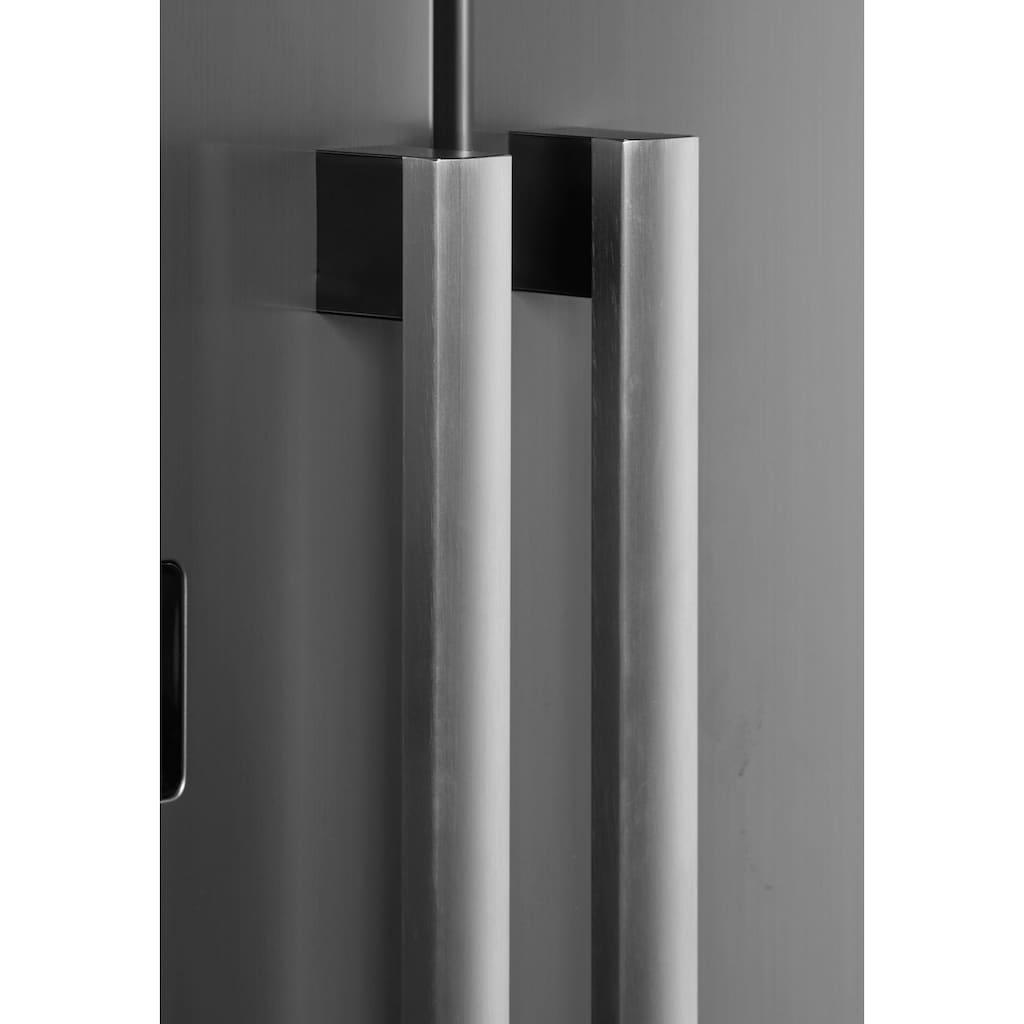 BEKO Side-by-Side »GNO4321XP«, GNO4321XP, 177 cm hoch, 90 cm breit