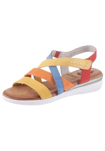 Jana Sandale »Troja«, in Schuhweite G (weit) kaufen