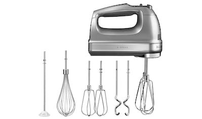 KitchenAid Handmixer 5KHM9212ECU, 85 Watt kaufen