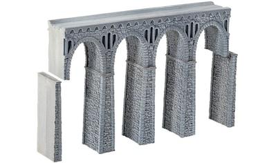 NOCH Modelleisenbahn-Brücke »Bruchstein-Viadukt«, für Schmalspurbahnen kaufen