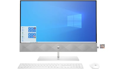 HP »Pavilion 24 - k0013ng« All - in - One PC (AMD, Ryzen 5) kaufen